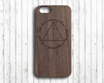 Harry potter Iphone 7 case iphone 6s case,wood iphone 7 plus case iphone 6s case gift for him iphone se case iphone 5 case her gift