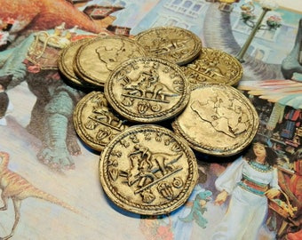 Dinotopia Coin