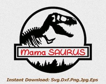 mama saurus svg, dinosaur svg, cutting file, vinyl file, svgs, cameo file, cricut, dinosaur mom, dinosaurs svg,mama saurus iron on, dxf, png