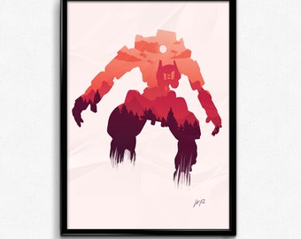 Titanfall 2 Inspired Prints
