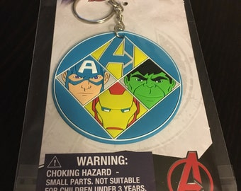 Unopened Marvel Avengers Keychain