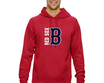 REDSOX Jerzees Performance  Hoodie - Mookie Betts - Dustin Pedroia - Chris Sale - David Price - Porcello - Hoody