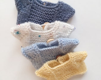SALE |Knitted tops for dolls