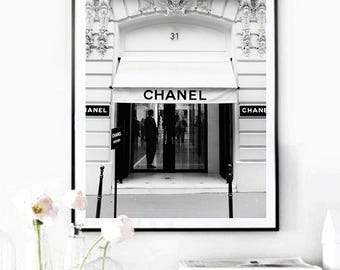 chanel store 31 rue cambon paris france photography paris. Black Bedroom Furniture Sets. Home Design Ideas