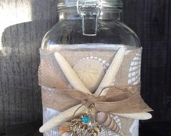 Sea Treasure Jar