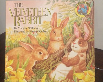 1987 The Velveteen Rabbit by Margery Williams