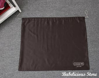 100% Authentic Coach Anti-Dust Bag ** Available in 3 Sizes **
