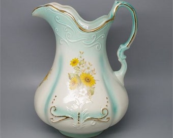 Antique Reproduction Water Pitcher