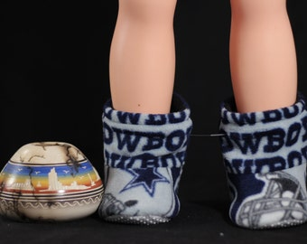 "INFANT: COWBOYS ""Game Day"" Footwear"