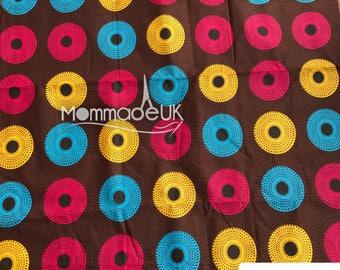Fabric per yard sale , african wax fabric ankara african wax print,  cotton fabric , fabric, ankara fabric / sewing