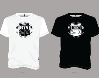 BTS Bangtan Kpop T-Shirt
