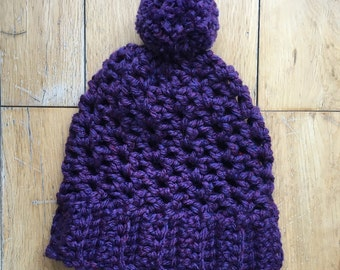 PATTERN ONLY The Kirsty Beanie