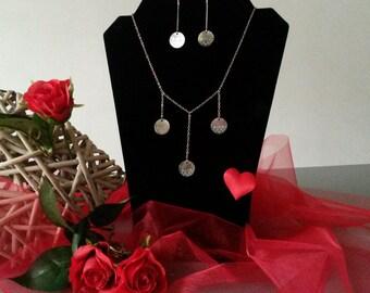 Ornament small hearts