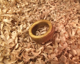 Black Locust Wooden Ring