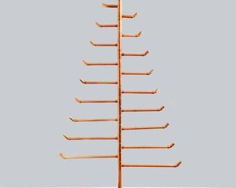 Copper Christmas Tree - Festive - Xmas - Decoration - Industrial Decor