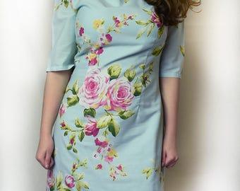 Size 14 retro style dress