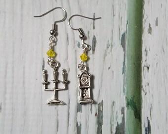 Belle Charm Earrings