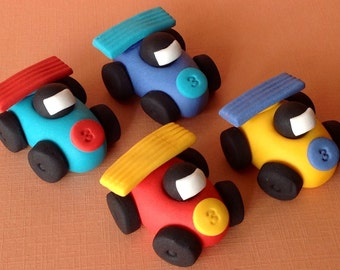 Racing Car Candy Etsy