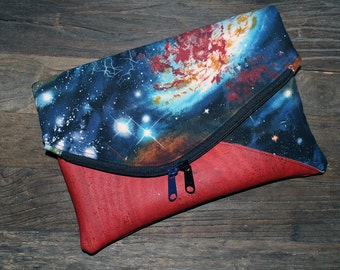 Celestial Galaxies Tainted Love Clutch