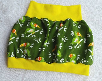 Toddler Bubble Skirt Toucan Size 18 months