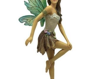 Miniature Dollhouse FAIRY GARDEN ~ Blossom Fairy Figure