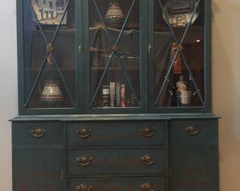 China/Wine Cabinet From J.B. Van Sciver