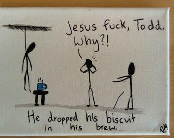 British humour.