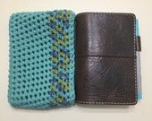 Planner Pouch in Bahama Wave