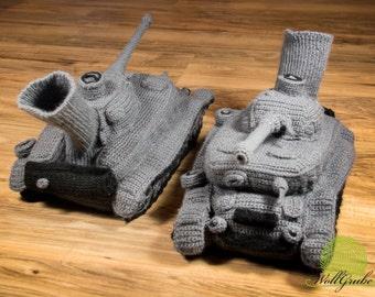 Tank house shoe