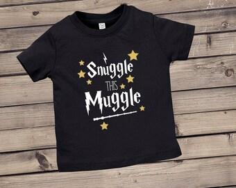 Snuggle this Muggle Infant Tee
