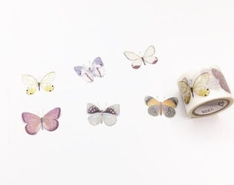 Pretty Butterfly Washi Tape #1