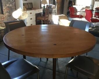 butcher block table etsy. Black Bedroom Furniture Sets. Home Design Ideas