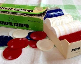 Hoyle poker chips / 100 piece