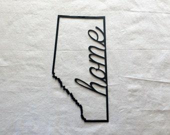 Map - Alberta