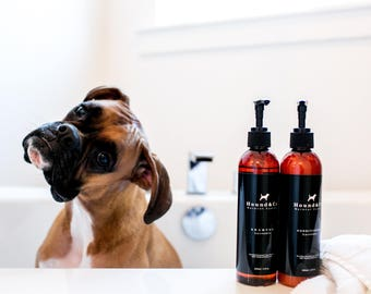 Natural Dog Shampoo - Lavender