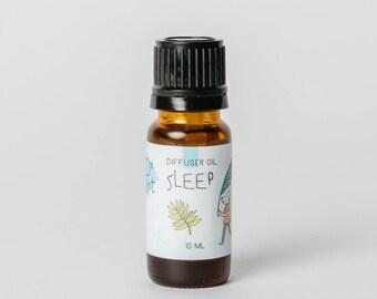 Sleep - Diffuser Oil - Essential Oil Diffuser Blend - Essential Oil
