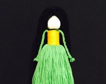 Yarn Doll - (M) 1717