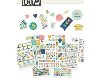 Carpe Diem Home Sticker Tablet