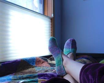 Handmade Ankle Slipper Socks
