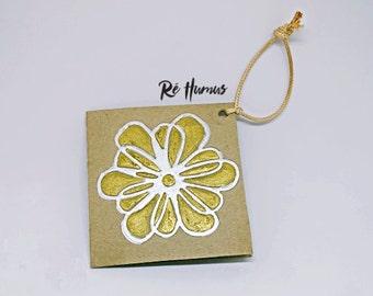 Flower card ceremony