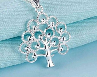 Tree of Life Necklace with Pendant