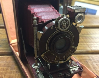 1930's Pocket Kodak Series III w/Case