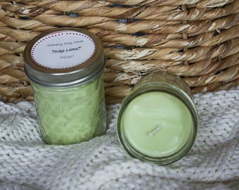 Key Lime Soy Candle