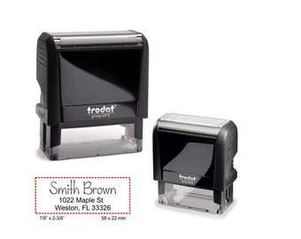 Trodat 4913 (Self Inking Rubber Stamp)