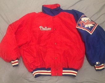 Vintage Philadelphia Phillies Heavy Jacket-Starter