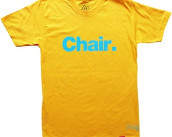 Chair Ribeye Design graphic t-shirt new