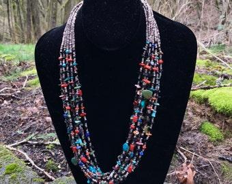Ten Strand Mixed Stone necklace