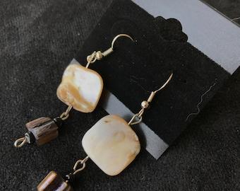 Earth Tone Earrings