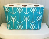 Bathroom storage / Diaper caddy / Diaper storage / Toilet paper holder / Fabric storage bins / Storage boxes