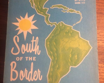 South of the border DOD PAM 2-16